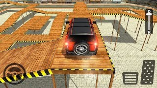City Climb Prado Stunt Parking (by Tech 3D Games Studios) Android Gameplay [HD]
