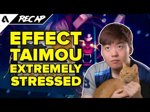 Effect Returns To Korea & Taimou Visits Hospital  Dallas Fuel Players Are Stressed  Akshon Recap