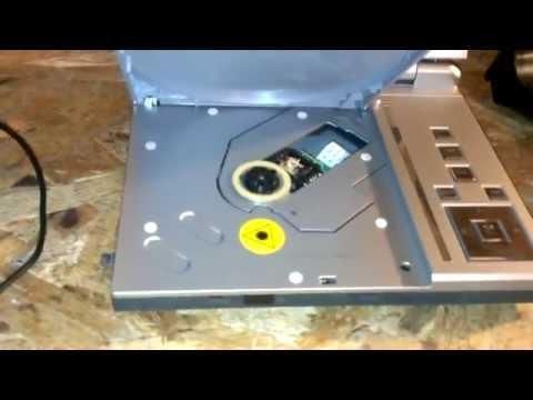 DVD player wont read dvd or cd repair