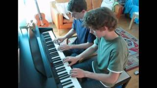 Tears In Heaven - Eric Clapton - (Piano cover)
