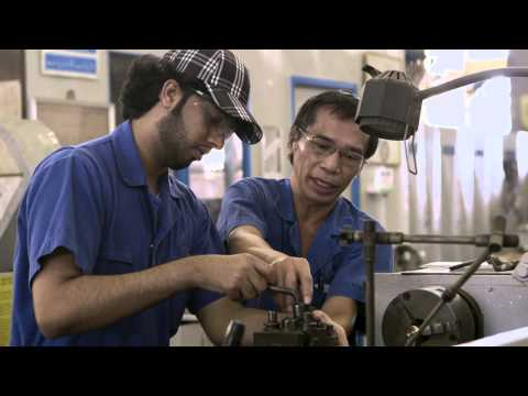 ADGAS Short Film, History, Work and life In ADGAS UAE - Arabic