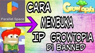 Cara membuka IP growtopia Yang Di banned #Growtopia