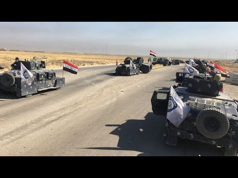 Why didn't Kurdish Forces Fight Back the Iraqi Invasion​ of Kirkuk?
