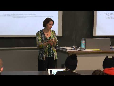 Micro-politics in South Africa - Dr. Beverly Peters
