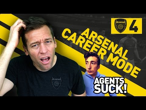 AM I ALREADY THE BEST MANAGER OF ALL-TIME? - Arsenal Career Mode Ep. #4 (FIFA 17)