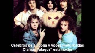 Helloween - Twilight of the gods Sub español