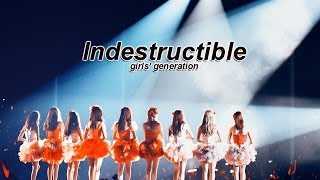 Girls' Generation // Indestructible