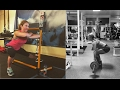 Mikaela Shiffrin training