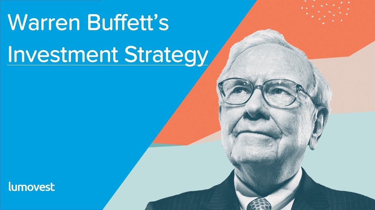 Warren buffett definition of investment investment memorandum for it