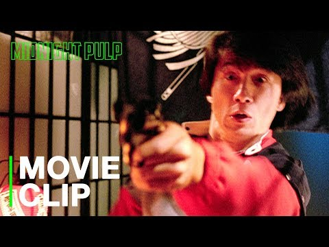 Jackie Chan's elaborate action set piece in Japan | [HD] Cilp from 'My Lucky Stars'