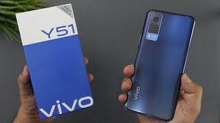 vivo Y51 Unboxing And Review I India Hindi