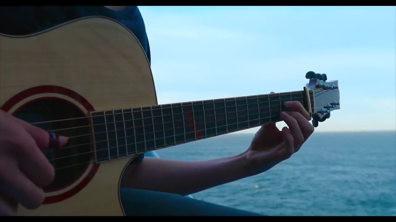 Download Pirates of the Caribbean Theme   Fingerstyle Guitar Cover HD