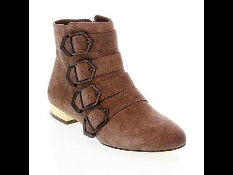 "Sam Edelman ""Nolan"" Strappy Leather Ankle Boot"
