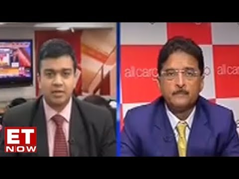 Shashi Kiran Shetty Of Allcargo Logistics Talks About Steady Q1
