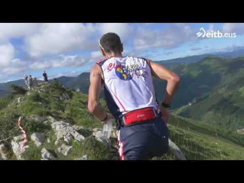 Zumaia Flysch Trail 2016