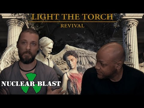 LIGHT THE TORCH - Songs That Best Represent 'Revival' (OFFICIAL INTERVIEW)