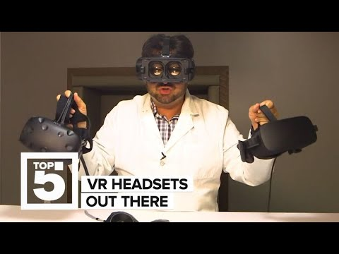 The best virtual reality headsets out there (CNET Top 5)
