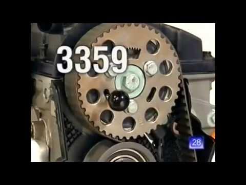 Замена ремня ГРМ VW T5 1.9 TDI AXB