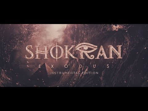 Shokran - Exodus (Instrumental Edition) FULL ALBUM STREAM