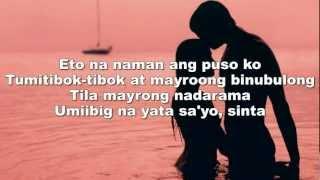 Mahal kita walang iba(Lyrics) by bea binene and jake vargas