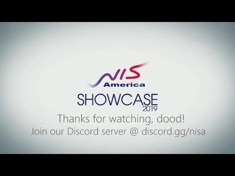 NISA Showcase 2019