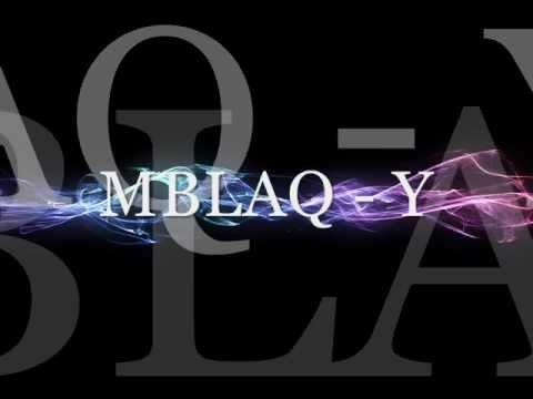 MBLAQ-Y Lyrics