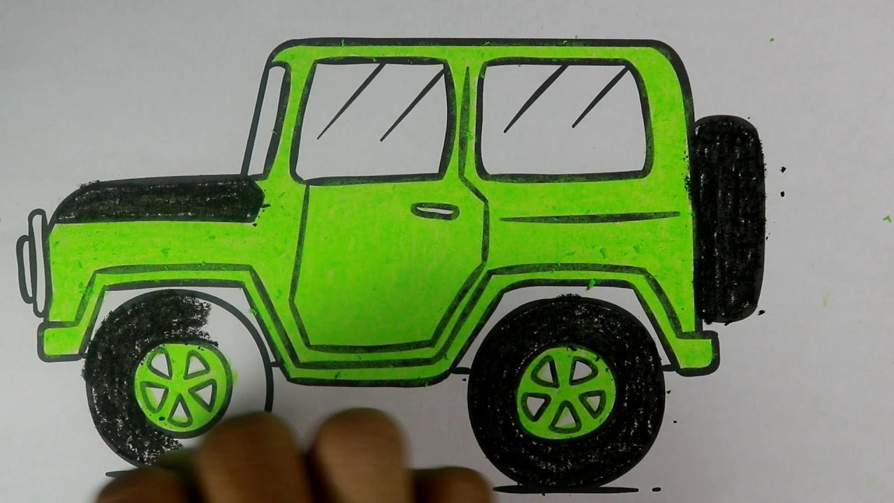 1000 Sketsa Gambar Mewarnai Lengkap Untuk Anak Anak Mewarnai Id