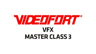VFX Master Class - Part 3 - Tracing a logo in Cinema 4D