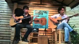 Guitar  Tình Bơ Vơ