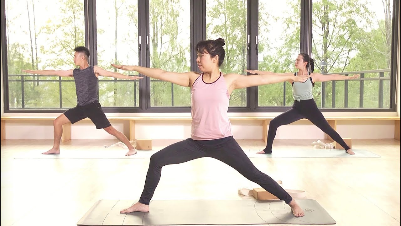 [迪卡儂] 瑜珈運動品牌 冬日暖暖瑜珈教學 - YouTube