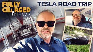 news-update-tesla-model-3-road-trip-autonomous-alakai-flying-car-fully-charged