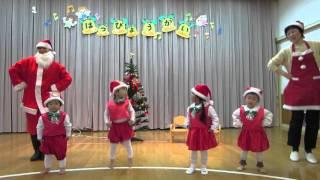 中通保育園りす組「クリスマスのうたがきこえてくるよ」 thumbnail