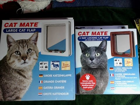 Cat Mate Cat door review