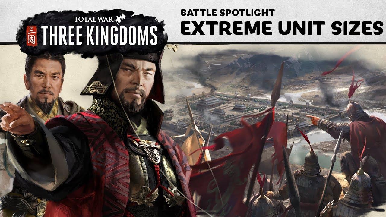 Total War Three Kingdoms New Battle Spotlight Features
