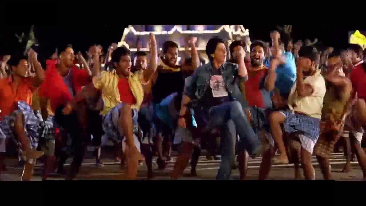 1234 geton the dance floor full song chennai express for 1234 get on the dance floor video song