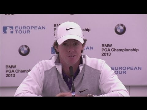 Rory McIlroy on Sergio Garcia's Fried Chicken Comments about Tiger Woods