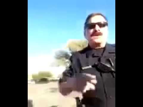 Walk Away From Police - Know Your Rights - Bryan Texas - Police Officer Lies