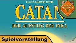 Catan: Der Aufstieg der Inka - Brettspiel - Berlin Con 2018