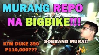 MURANG MOTOR! | SOBRANG MURANG BIGBIKE! | REPO UNIT SALE | GOOD CONDITION
