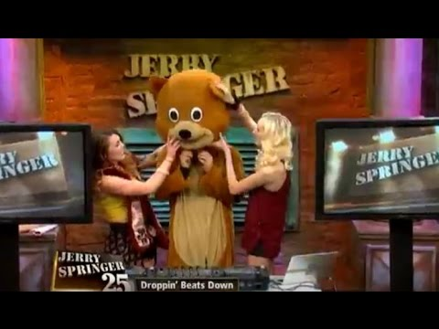 Bear Grillz Reveals His True Identity!!!! (The Jerry Springer Show)