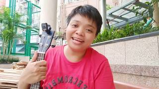 Photograph- Ed Sheeran (Ukulele Cover by Mei Borj)
