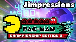 PAC MAN CHAMPIONSHIP EDITION 2 - I Don