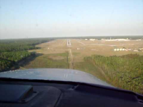 Turbo Seminole landing in Jacksonville, FL
