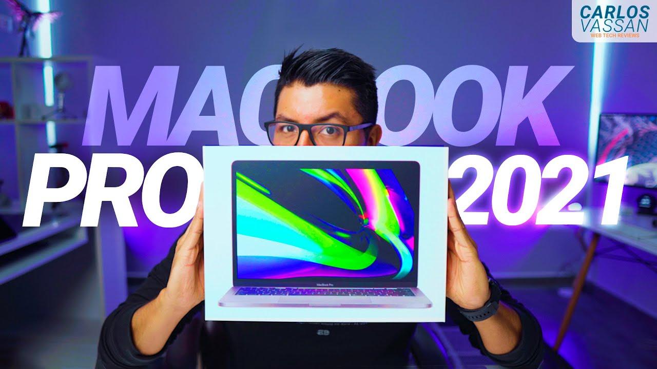 Macbook Pro 2021 M1 | Unboxing en Español - YouTube