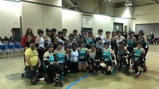 Chicago Outfit vs. Akron Roller Derby All Stars 3/9/2019
