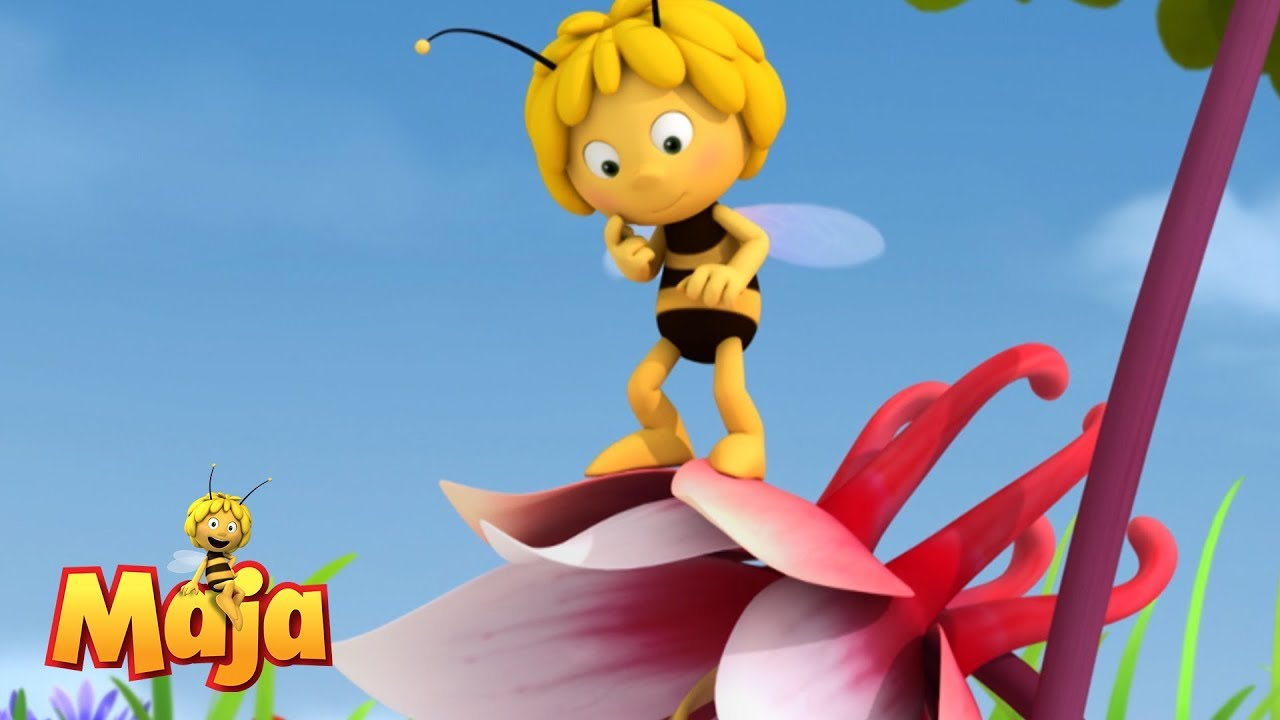 Biene Maja Blume