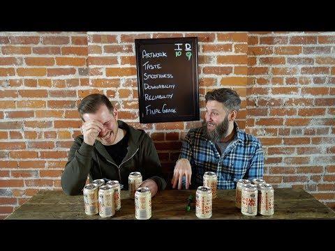 Beer Me Episode 111 - Balderdash Brewing Sneaky Weasel Lager Review