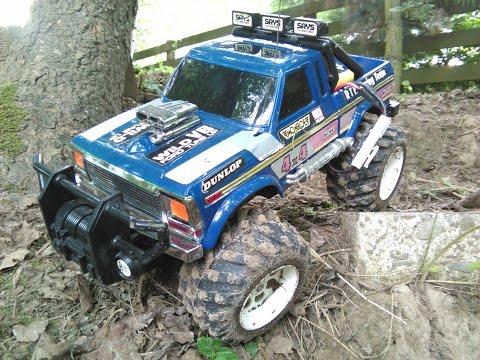 Vintage RC TAIYO ( Radio Shack ) Ford Ranger Vild off-road (Digital Proportional)