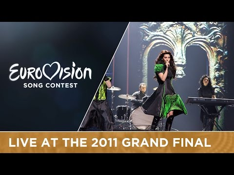 Eldrine - One More Day (Georgia) Live 2011 Eurovision Song Contest