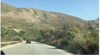 The road to San Vito Lo Capo
